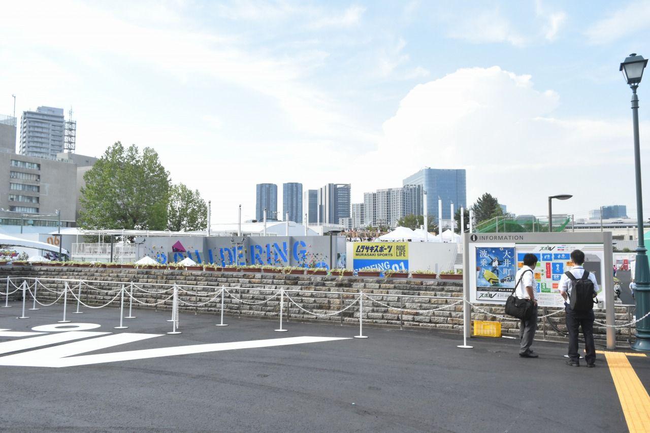 大井町駅から徒歩5分!波乗りできる「ウェイブプール」が登場