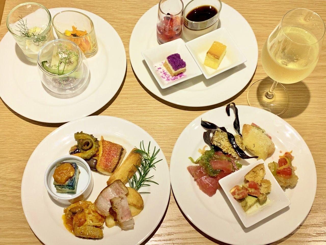 好きなものを好きなだけ。美味しい料理とお酒を自分のリズムで楽しめる