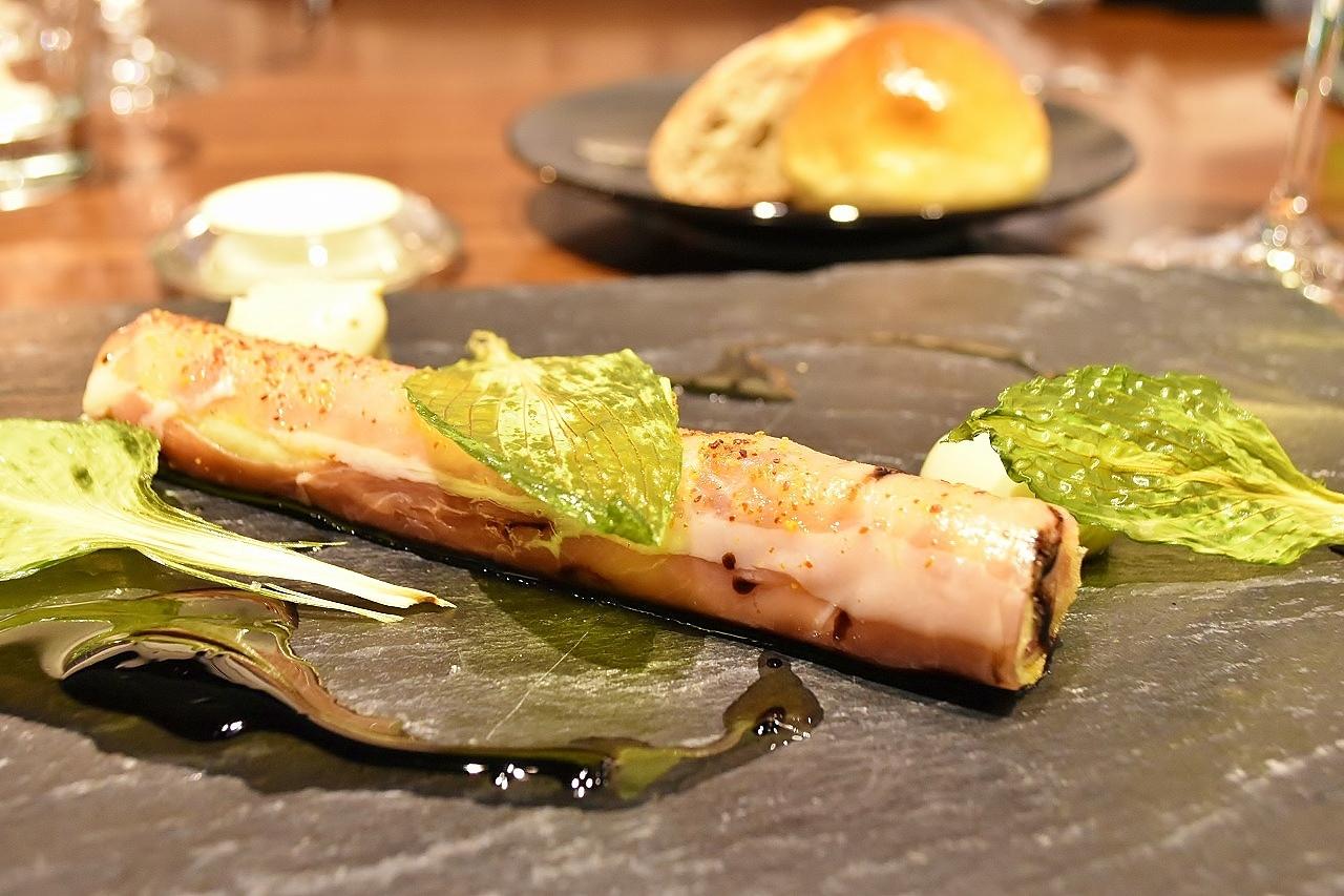 京都の旬とシェフの演出も味わえるディナー