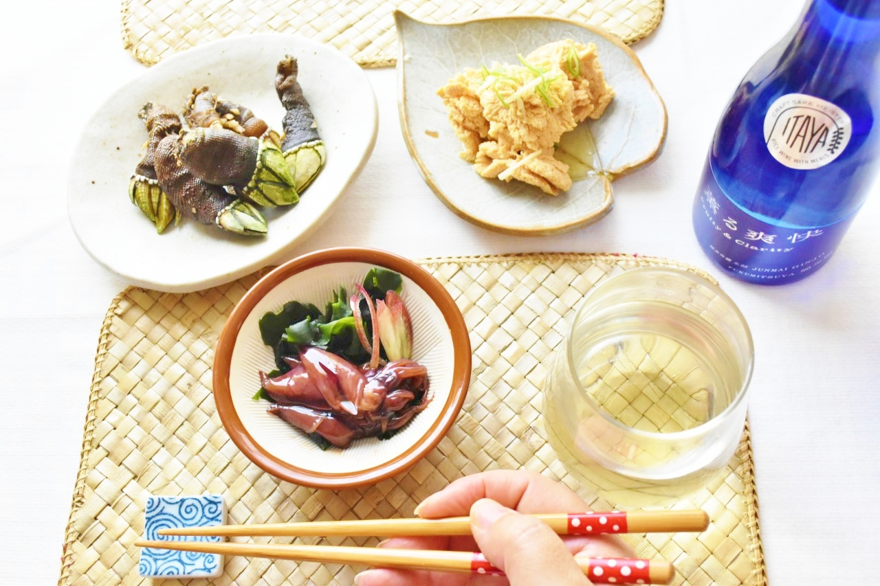 旨いお酒には旨い肴!金沢旅行気分を盛り上げてくれるおつまみ!