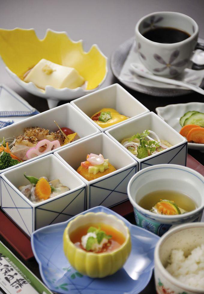 有田グルメは「食と器のマリアージュ」が基本