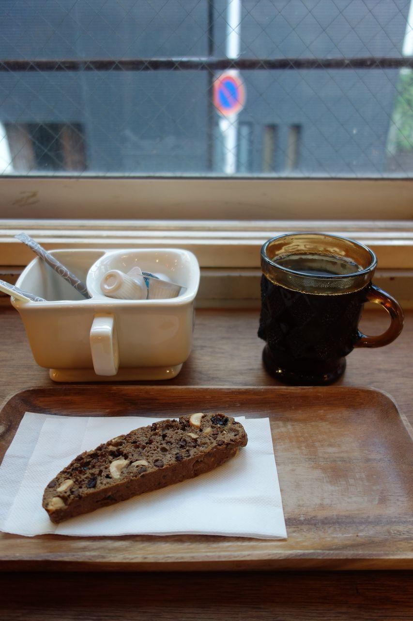 拘りコーヒーと一緒に楽しめる「セカンドバナナ」