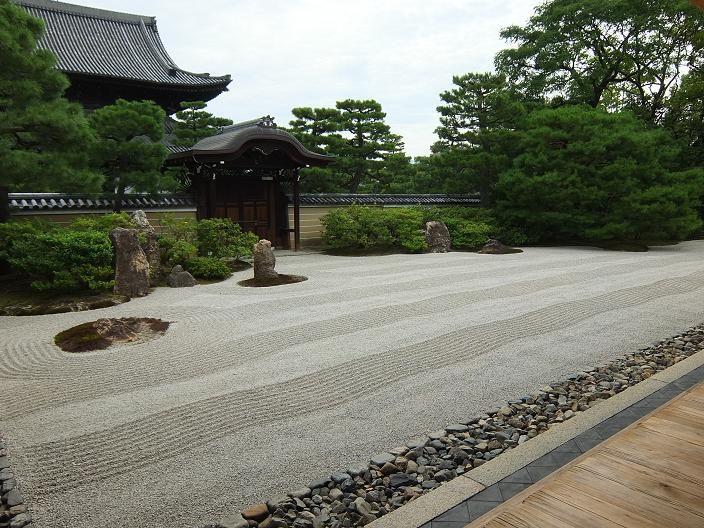 祇園の中にある静寂「建仁寺」