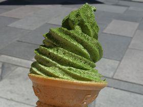 京都で食べたい!抹茶アイスクリーム・ソフトクリーム5選