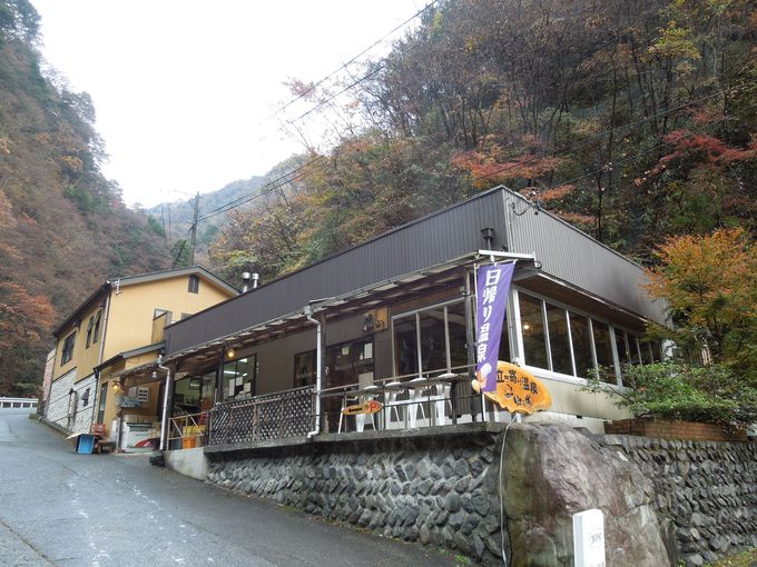 梅ヶ島温泉唯一のお店「湯元屋」で上質の温泉とおでんを同時に味わおう!