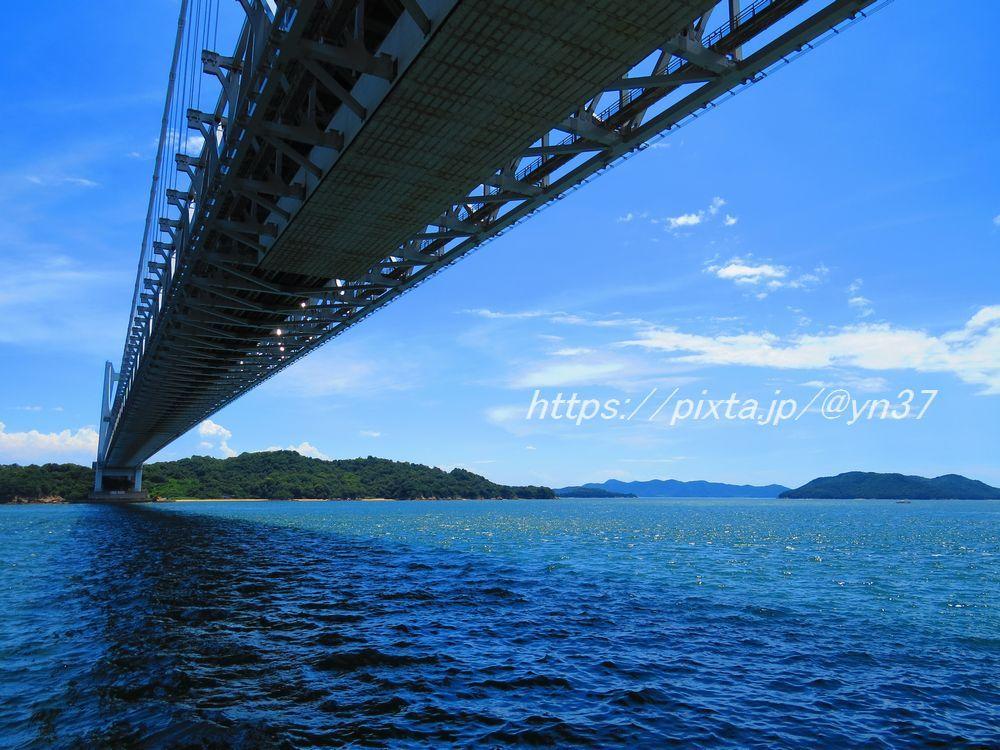 下津井港まで降りてみよう