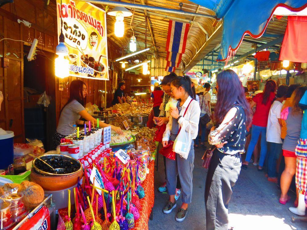 タイ独特の楽しさ