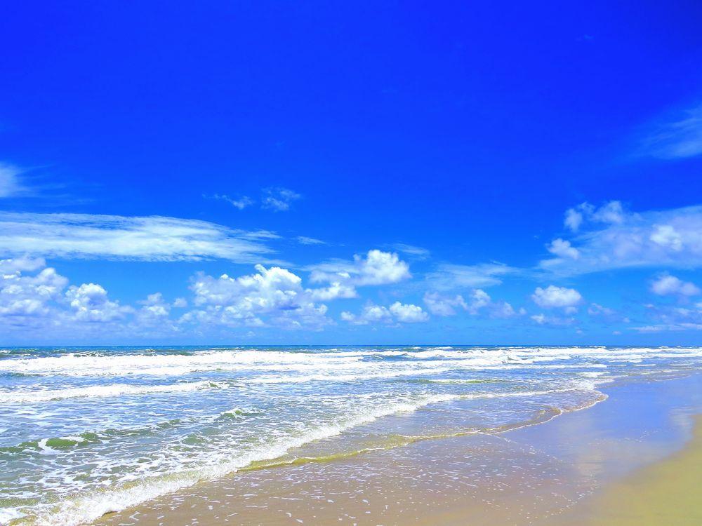 白浜ビーチ(White Sand Beach)の絶景