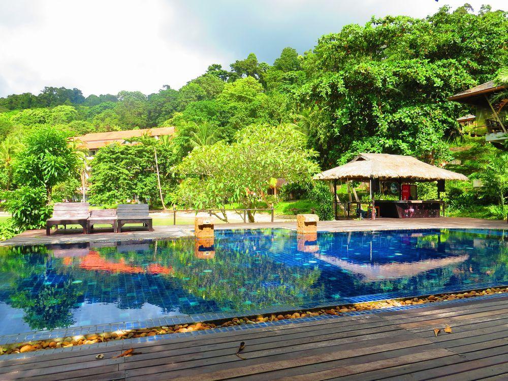 タイ・チャーン島のホテルは海沿いのサイアム・ベイ・リゾートがお勧め