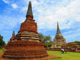 遺跡と自然を堪能!タイの3大世界遺産