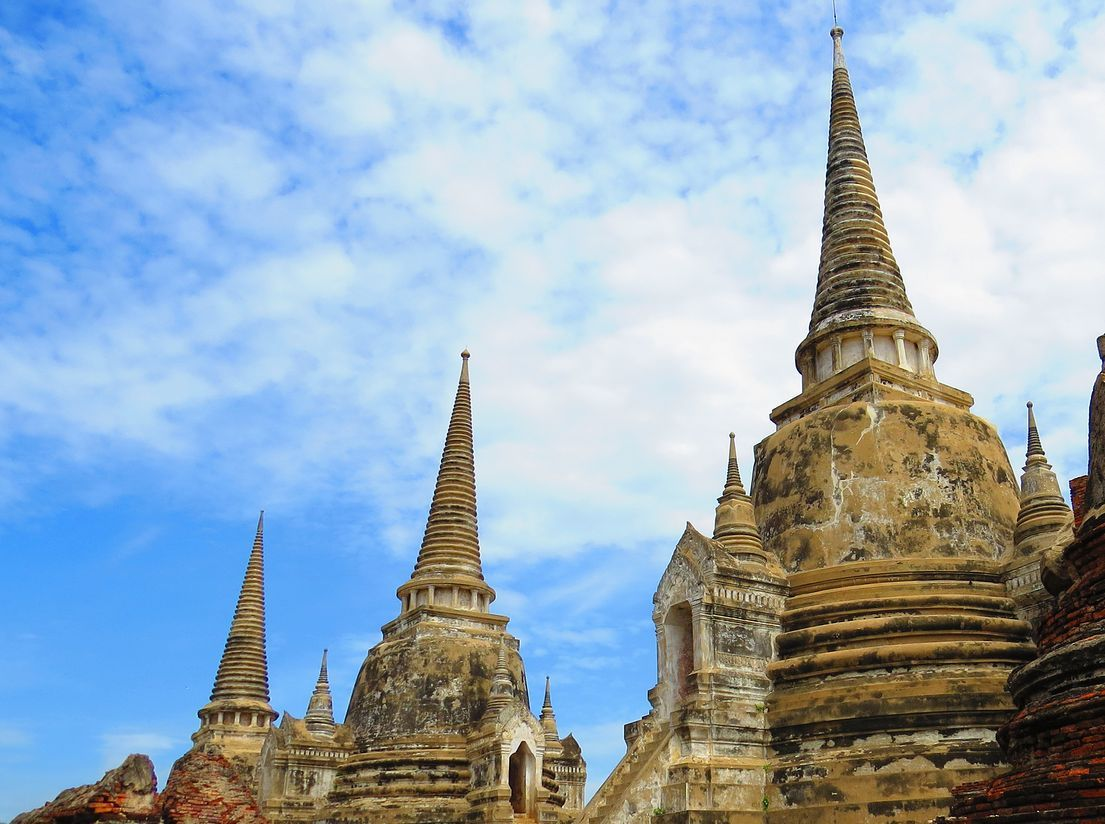 ワット・プラ・シーサンペット(Wat Pra Srisanpet)とは