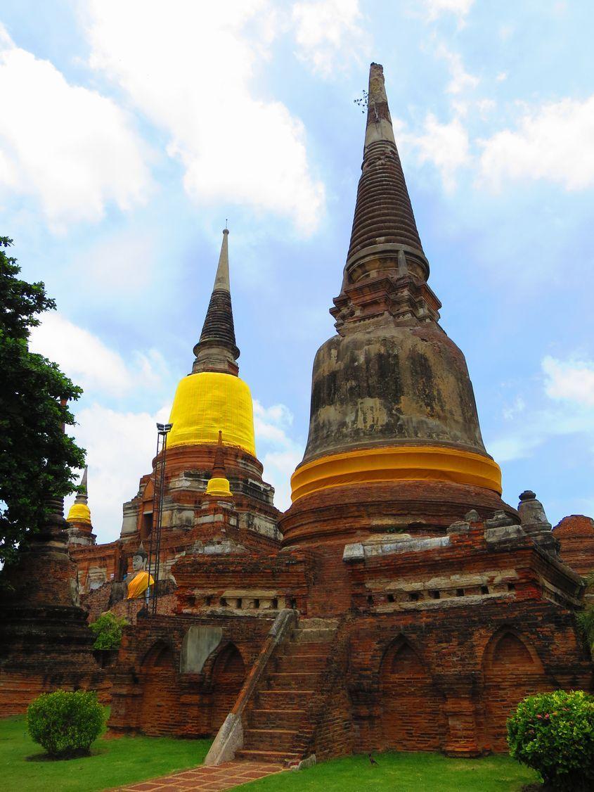 ワット・ヤイ・チャイ・モンコン(Wat Yai Chai Mongkon)とは