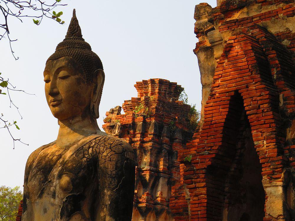 ワット・マハタート(Wat Phra Mahathat)とは