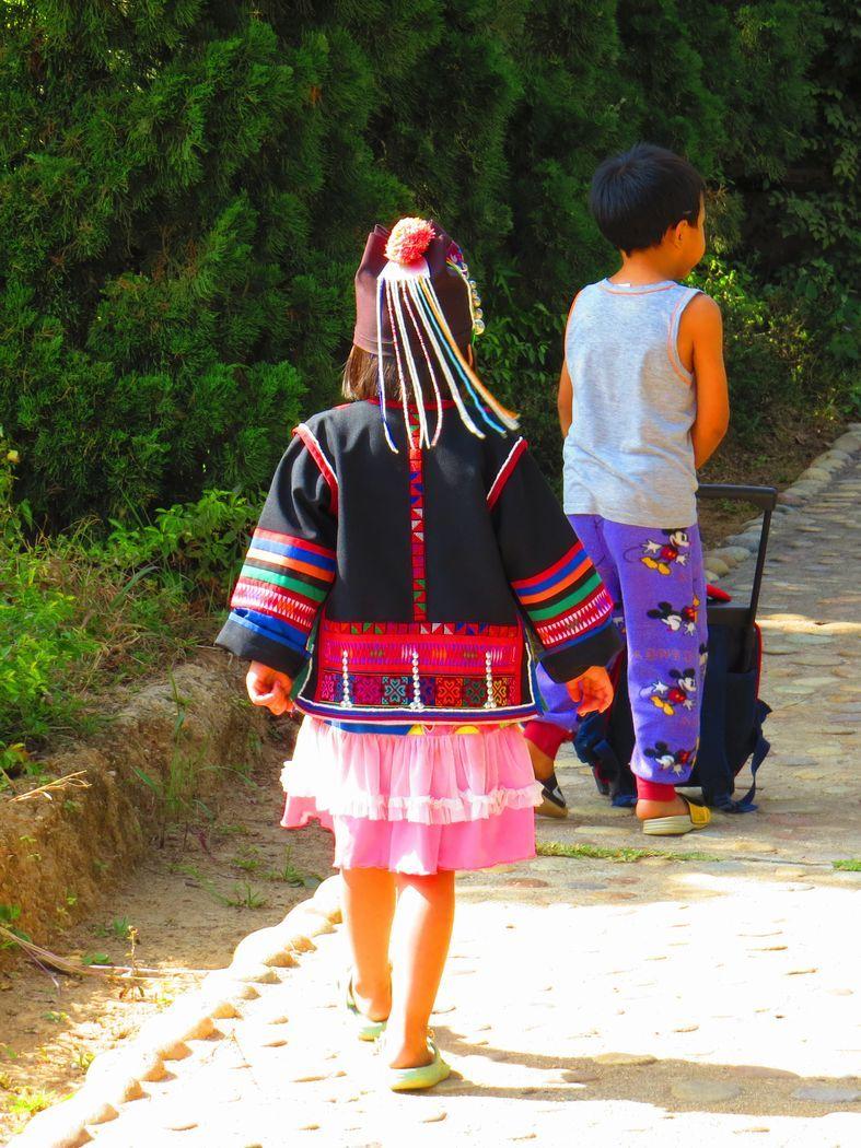 素敵な民族衣装