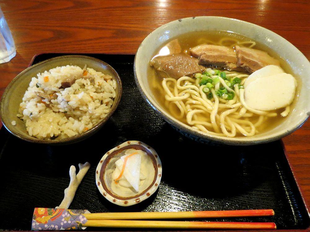 築120年以上の琉球古民家「茶処真壁ちなー」