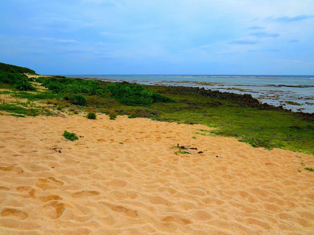 星砂の浜(ウパーマ)