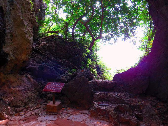 久高島を望む拝所