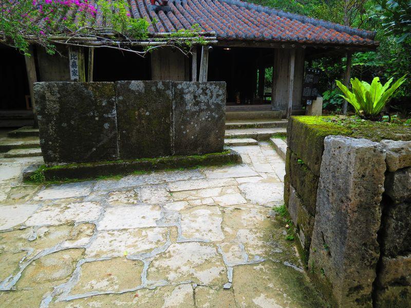 数々の琉球古民家