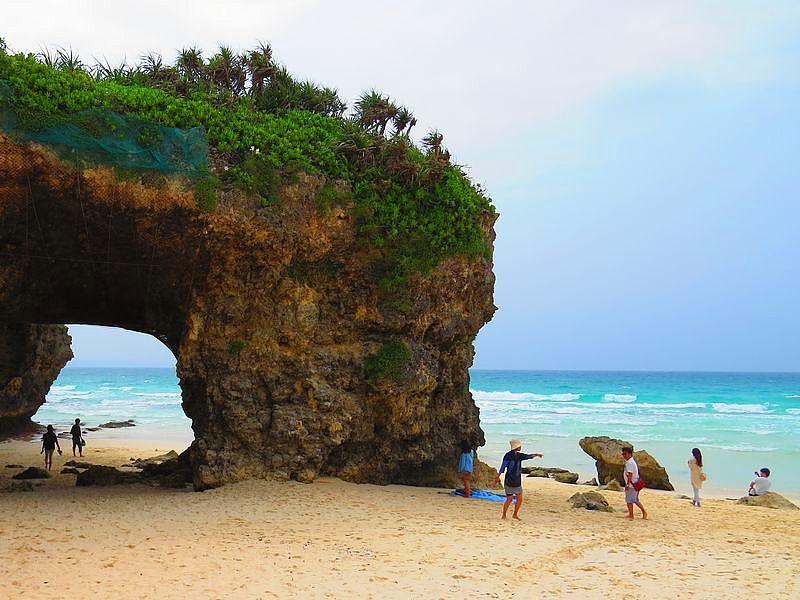 4.砂山ビーチ