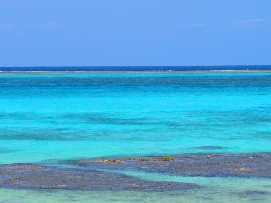 下地島空港の美し過ぎる海
