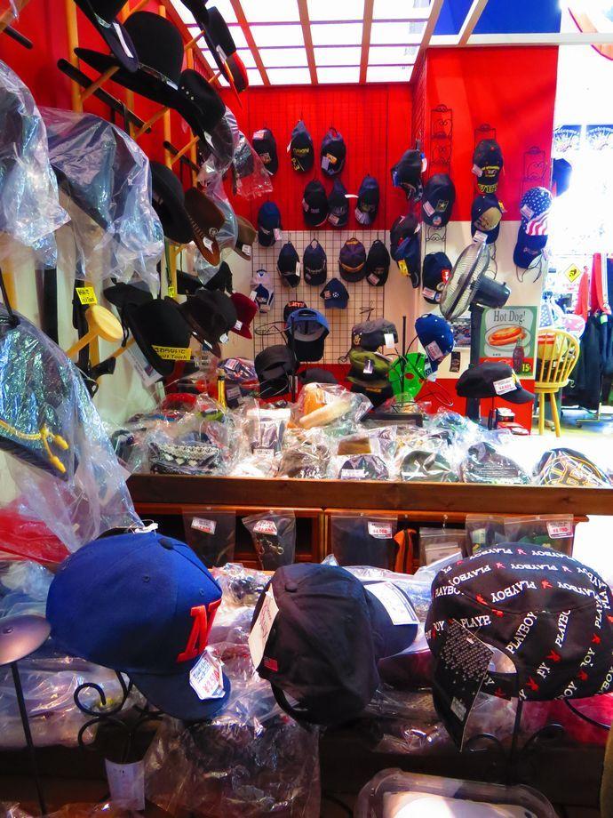 輸入ハットが中心「TSUZUKI」