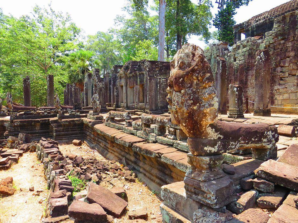 寺院の構造