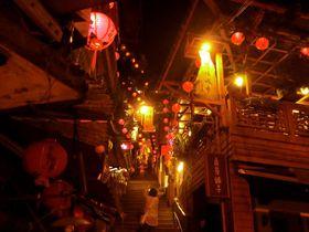 台湾の人気観光地・九フンで阿妹茶楼と賢崎路は絶好の撮影スポット