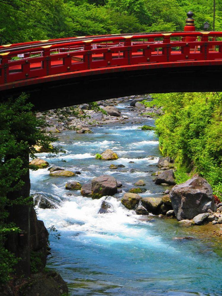 1250年の歴史「神橋」