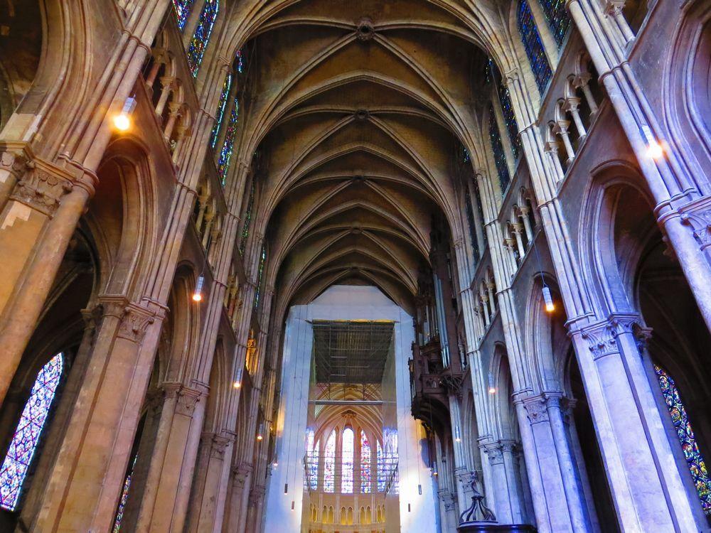 芸術と強い信仰心が感じられる大聖堂