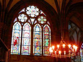 ストラスブール・ノートルダム大聖堂はゴシックの大傑作