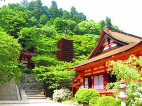 奈良観光の穴場「談山神社」の美しき十三重塔とその歴史