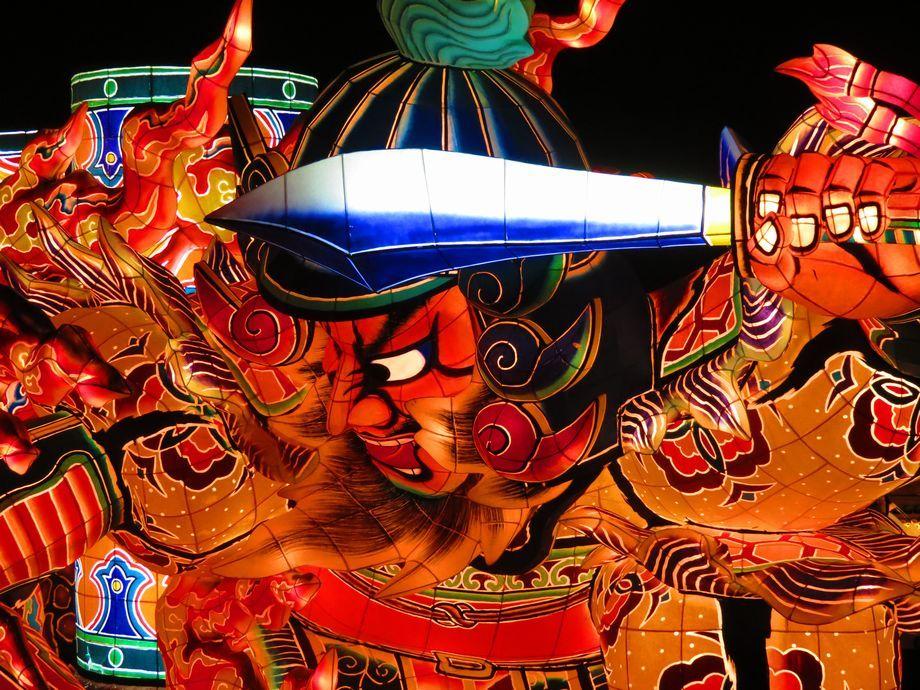 2.青森ねぶた祭/青森県