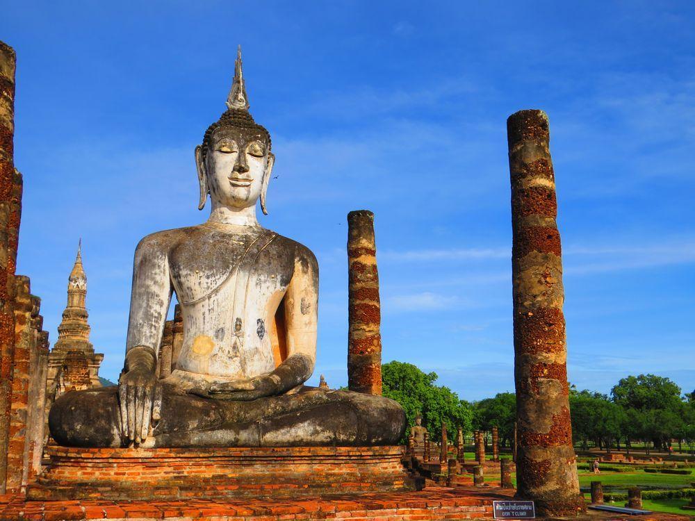 独特の仏像