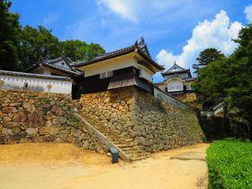 岡山・備中松山城は大河ドラマ真田丸も使った現存天守の天空の城