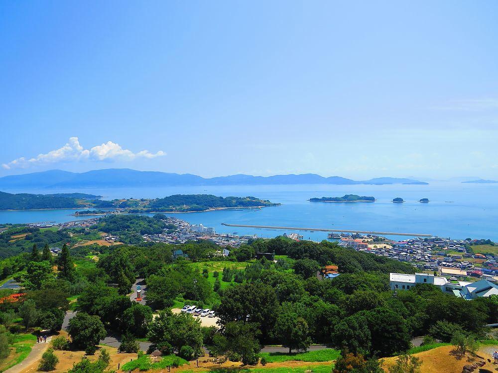 これぞ日本のエーゲ海!岡山・牛窓オリーブ園観光で楽しむ絶景