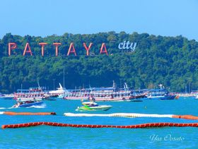 パタヤビーチはタイ観光の定番!ビーチの昼夜と絶景展望台
