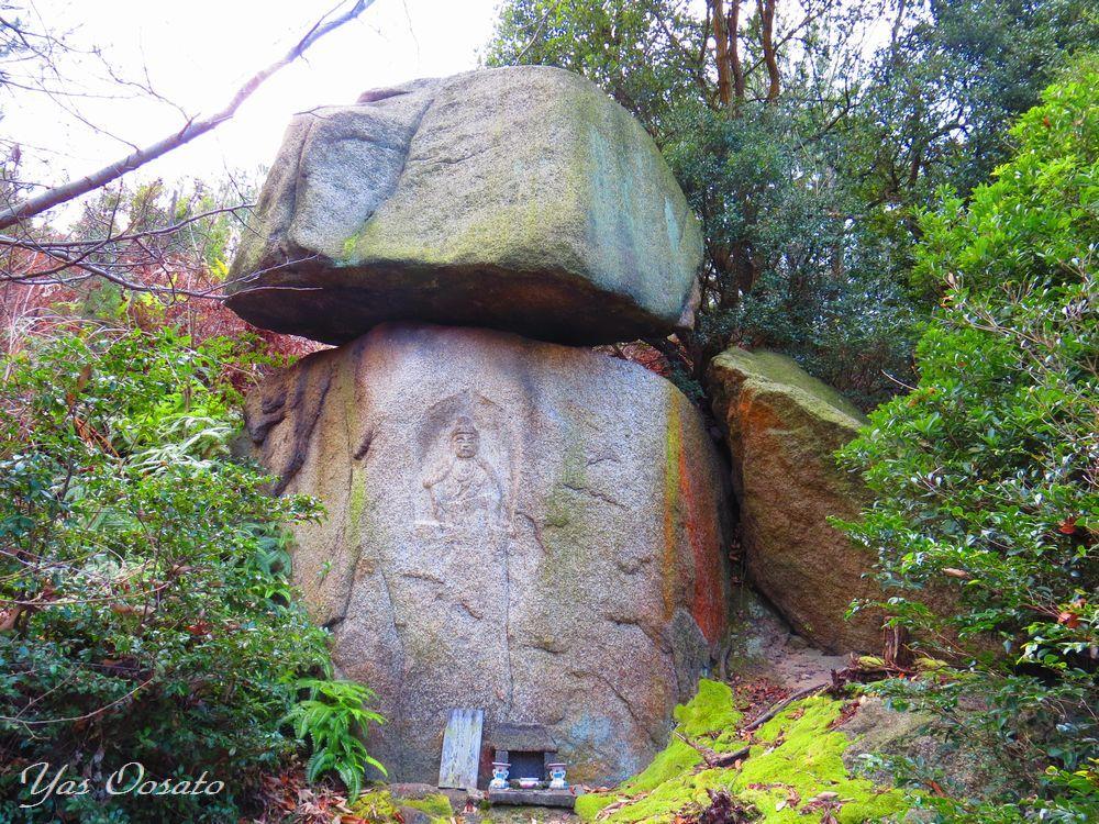 ゆるぎ岩観音、展望所、木烏神社の美しさ