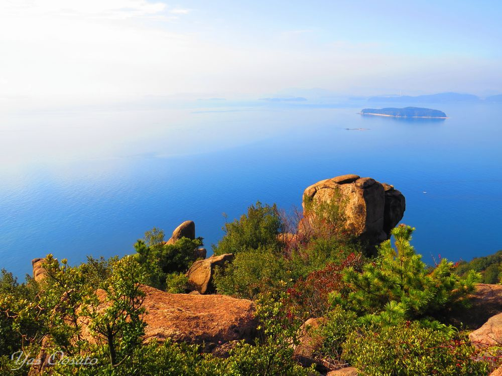岡山「王子が岳」で地元の人が楽しむ穴場登山道とニコニコ岩