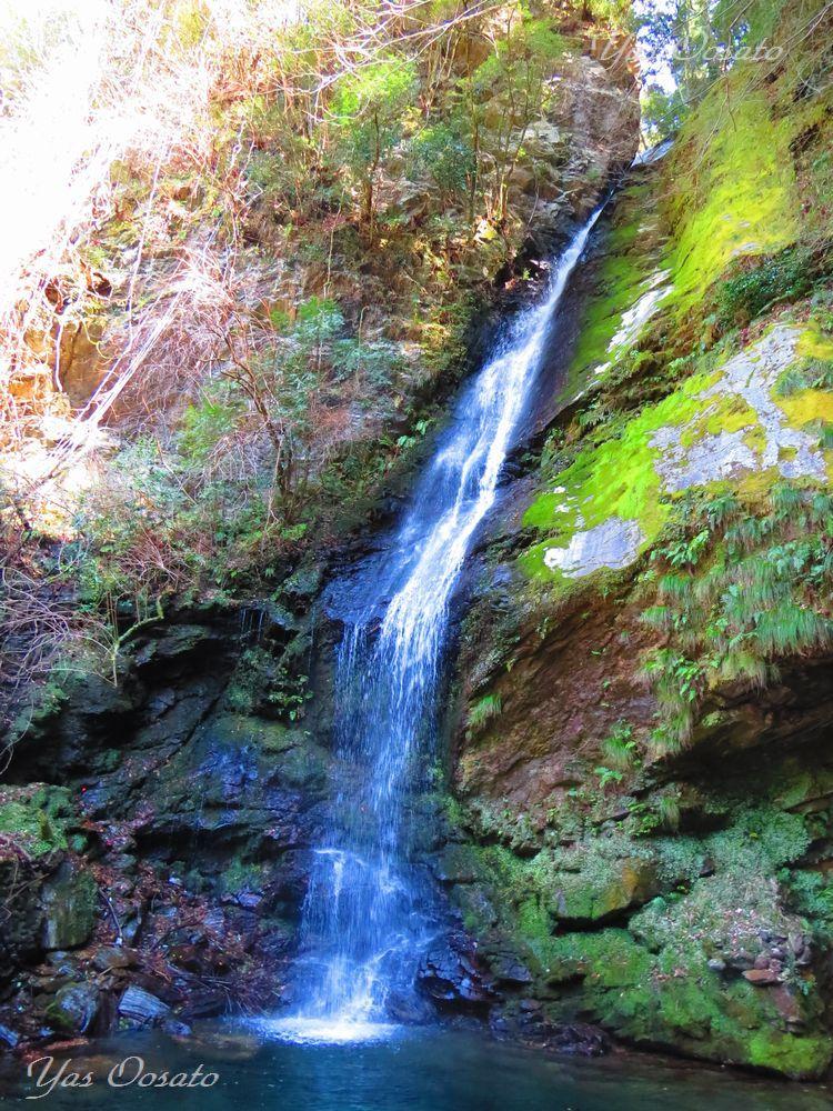 こちらも見ておきたい「琵琶の滝」