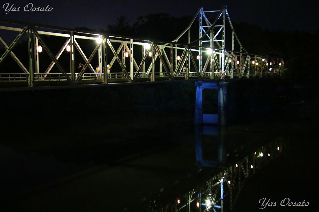 後楽園と岡山城を繋ぐ月見橋