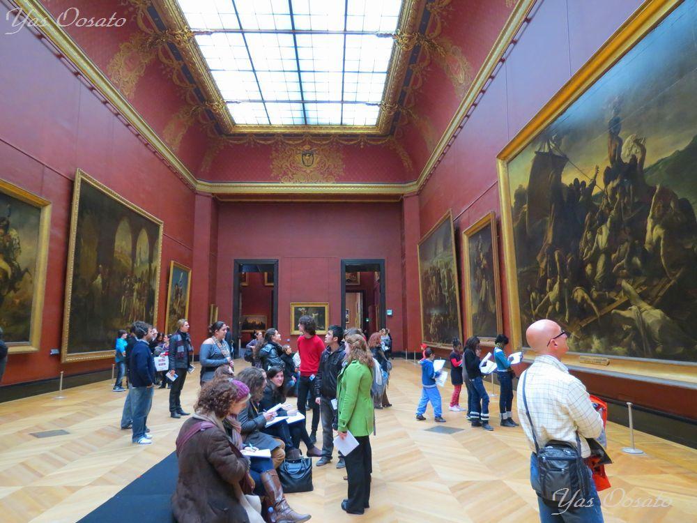 ルーヴル美術館とは