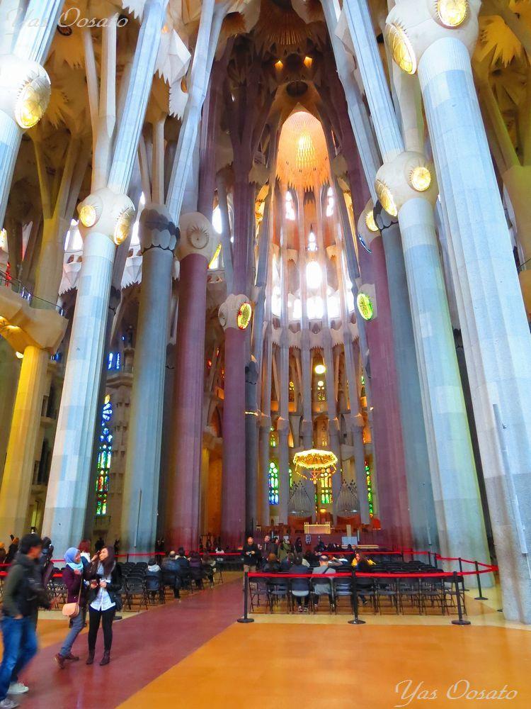 美しき曲線の礼拝堂
