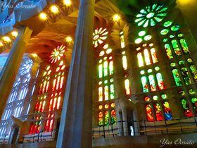 サグラダ・ファミリアに刻まれたミステリーと美しき礼拝堂