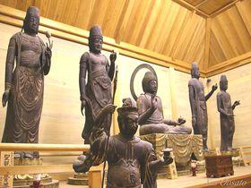 松江美保関の見事な青石畳通りと平安時代の仏が並ぶ彿谷寺