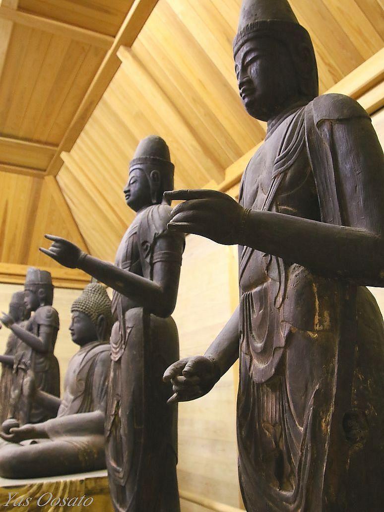 彿谷寺の歴史と平安時代の仏