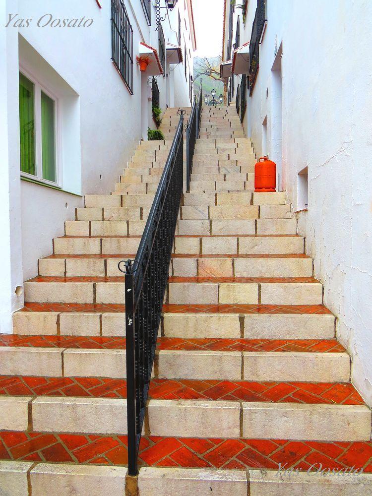 坂や階段、何もかもが魅力的