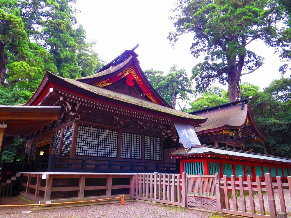 鹿島神宮の歴史と見どころ