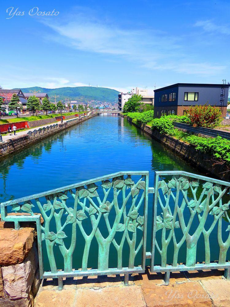 やはり最初は小樽運河