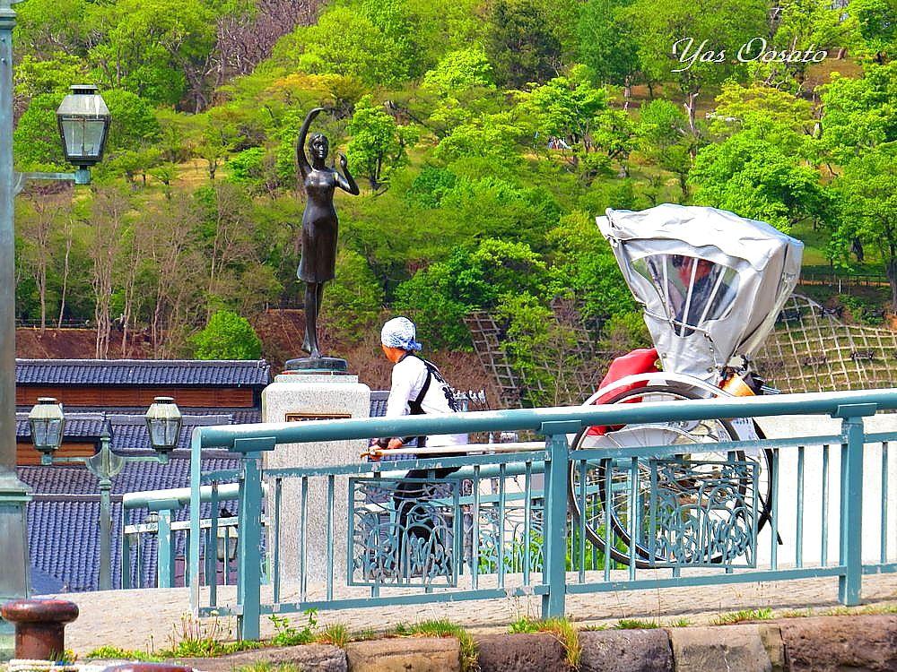 小樽を代表する観光名所「小樽運河」