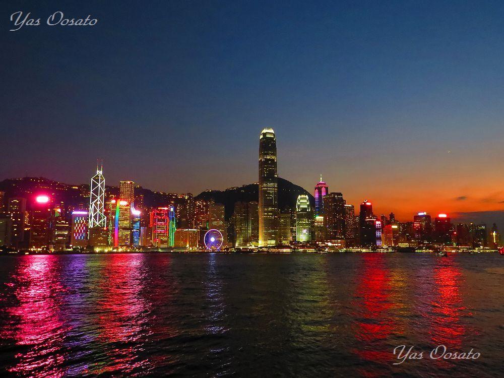 3位   香港